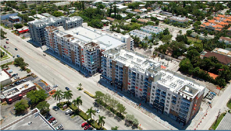 All American completes Stiles Construction's Elan 16Forty Project in east Fort Lauderdale.