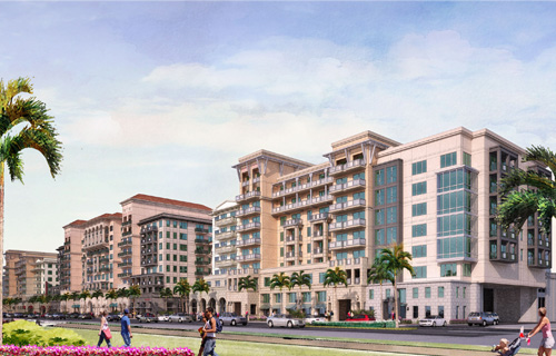 All American Windows Awarded Palmetto Promenade Project in Boca Raton