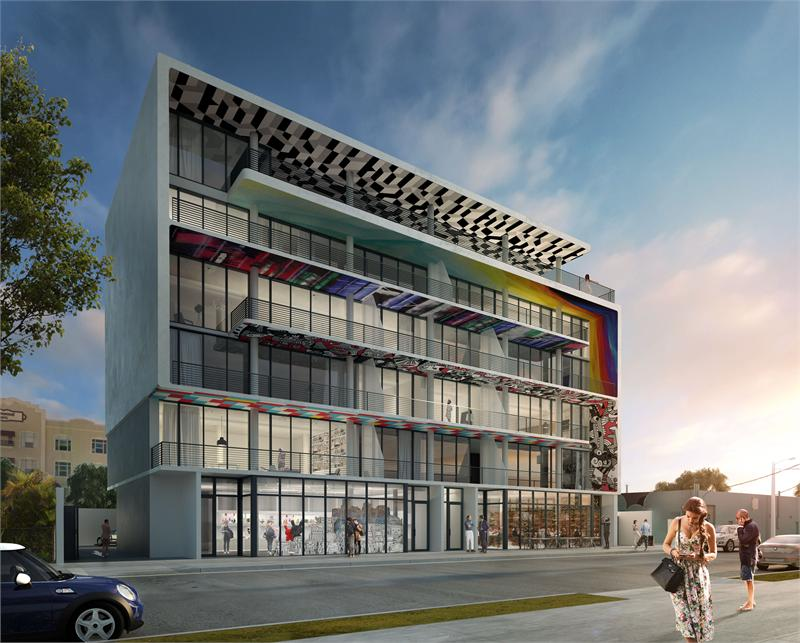 All American Nears Completion of Wynwood Condominium Project