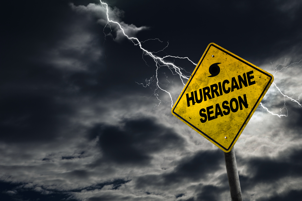 Hurricane season dates
