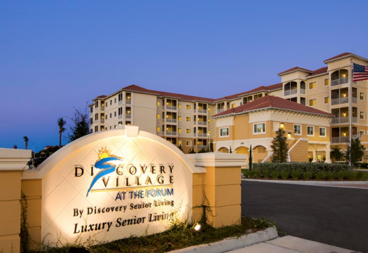discovery village palm beach